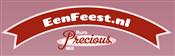 Organisatie Entertainmentburo Precious logo